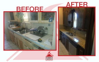 Kitchen Remodeling - First Choice Restoration