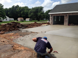 Driveway Concrete Company - Home Improvement - First Choice Restoration